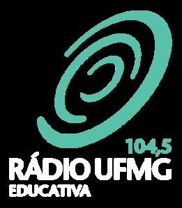 Logo Rádio UFMG Educativa - Aplicação Preta_200X210